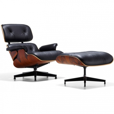 Eames Lounge Chair And Ottoman Premium Moredesign
