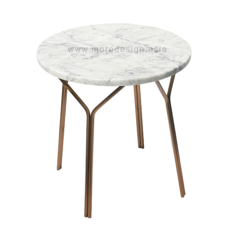 YUNIC_ROUND_MARBLE_SIDE_TABLE