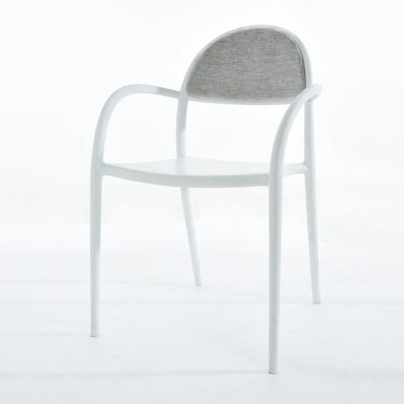 barbet arm chair